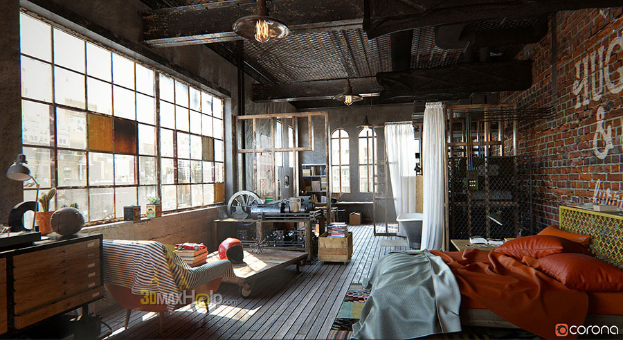 corona Brooklyn NYC Loft