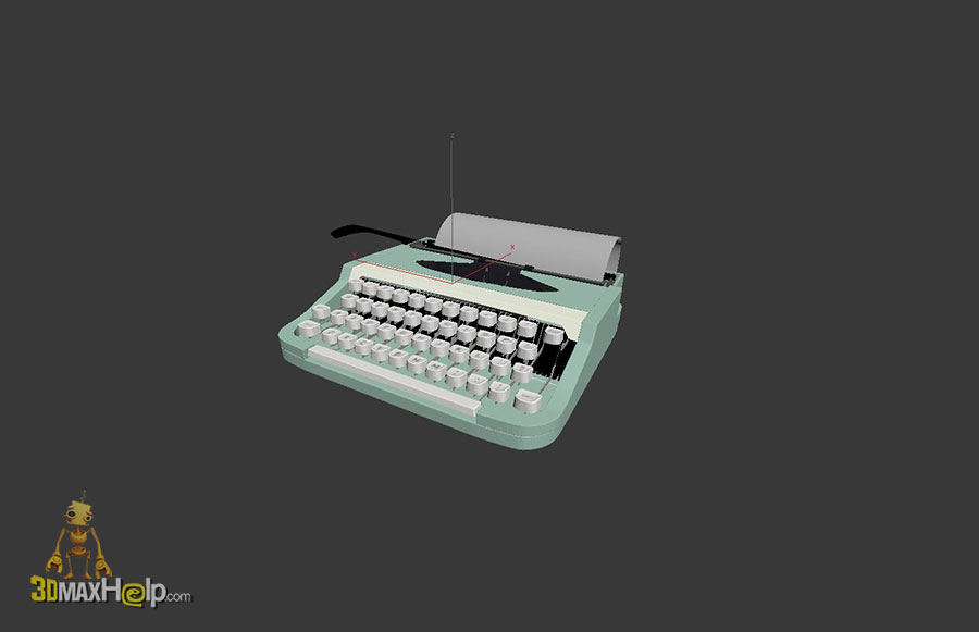 25 Typewriter evermotion 058